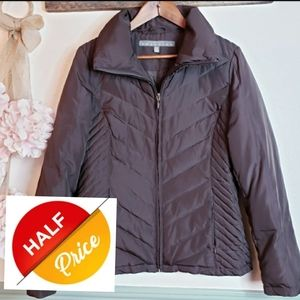 KENNETH COLE Down Fitted Jacket Medium